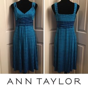 ANN TAYLOR Summer Dress, NWT's.  MSRP $119! Size 6